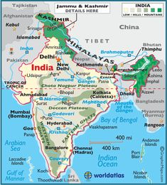 605 Best India map images in 2019