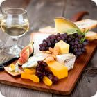 wine and cheese :)