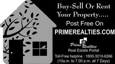 #Realestate #property #India primerealties.com