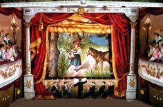 Paper Toy Theatre 01