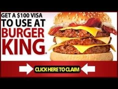 **Daily Deal-Limited Time Offer-Get your Burger King Deal**