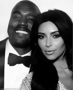 The happy couple: