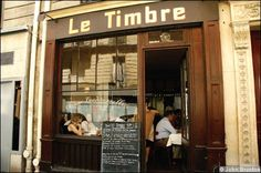Many years ago, we had the most magical evening at Le Timbre. It was a cool fall evening, and walking inside this candlelit dining room was magical. The food was scrumptious and it is the kind of place one gets homesick to visit!
