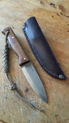 Mijn condor bushlore mes