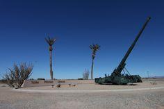50 States Or Less: Atomic Cannon - Yuma, AZ