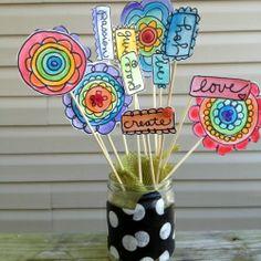 cute doodles!!  LauraKellyArt | Looksi Square