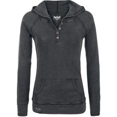 Hooded Shirt par Black Premium by EMP