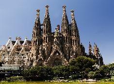 The Sagrada Familia with a Gaudí Passionate - Trips 4 Real in Spain site