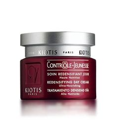 """Kiotis Redensifying Day Cream Ultra Nourishing Tri-Amaryne, 50 ml (+40 years). FRANCE/ Not available in USA (Yves Rocher Group). New Original Kiotis Redensifying Day Cream Ultra Nourishing Tri-Amaryne, 50 ml (+40 years). FRANCE/ Not available in USA (Yves Rocher Group). Keep wrinkles under control! This treatment is a KIOTIS scientific innovation to say """"STOP"""" to aging wrinkles with the help of Citrus Amara Essential Oil, STOP to dehydration wrinkles with moisturizing Myrtle Essential Oil..."""