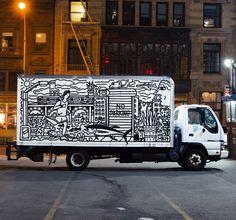 sharpie-style truck idea