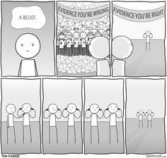 Beliefs.