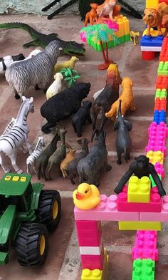 Farm Animals Wild Animals Toys Collection for kids Tractor Toys Beat, Pet Toys, Kids Toys, Farm Animals For Kids, Tractors For Kids, 7 Day Diet Plan, Holi Colors, Farm Toys, Easy Diets, Weight Loss Inspiration