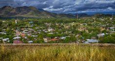 Nicaragua and Honduras frontier
