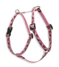 LupinePet Originals 12 Tickled Pink 1220 Roman Harness for Small Dogs >>> You can find out more details at the link of the image.