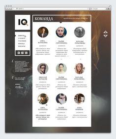 IQбал Website