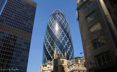 Important Architecture images for NATA exam- The Gherkin, London