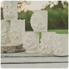 Decorate Tin Cans For Wedding Google Search 2016 Pinterest Decorating And