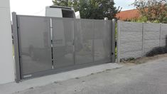 #danielsson #posuvna #brana #perforovany #plech #slidinggate #fence #perforatedsheetmetal Cafe Racer Honda, Sliding Gate, Sheet Metal, Fence, Home Decor, Sliding Door, Decoration Home, Room Decor, Home Interior Design