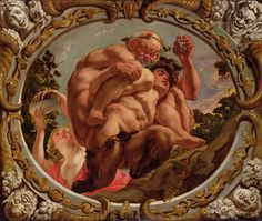 Great art from Art Authority: Scorpio, from the Signs of the Zodiac by Jordaens, Jacob