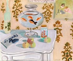The Goldfish Bowl, Henri Matisse