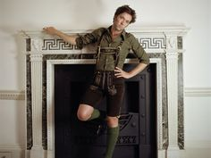 See Rufus Wainwright pictures, photo shoots, and listen online to the latest music. He's Beautiful, Beautiful People, Lederhosen, Star Tours, Scottish Fashion, People Of Interest, Childhood Friends, Funky Fashion, Latest Music