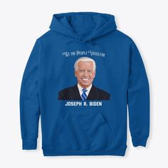 We The People Voted For Joseph R. Biden Products from Joe Biden and Kamala Harris | Teespring Kamala Harris, Joe Biden, Best Mom, We The People, Joseph, Long Sleeve Tees, Hoodies, T Shirt, Products