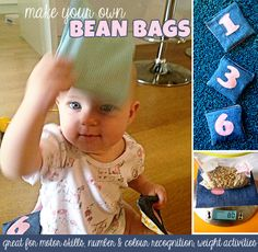 Make your own bean bag game | Childhood 101