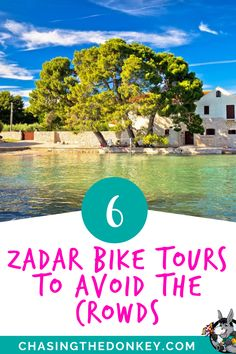 Croatia Travel Blog: These bike tours in Zadar are sure to please with both guided and self-guided tour options. You'll be far away from the crowded city, and instead, be exploring Croatia's natural beauty in the Zadar Region. Get the cycling routes here! #Croatia #CroatiaTravel #ZadarTravel #TravelTips Amazing Destinations, Travel Destinations, Time Travel, Travel Tips, Natural Waterfalls, Plitvice Lakes National Park, Best Vacation Spots, Croatia Travel, Best Location