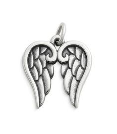 Angel Wings Charm | James Avery