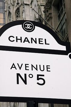 Chanel 5th Ave