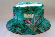 """""""Flocking Cool"""" Bucket Hat"""
