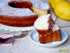 Ciambella al Limone  #ricette #food #recipes