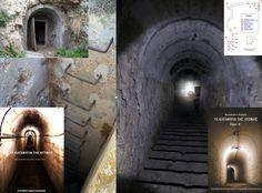 Περιήγηση στη μυστική, υπόγεια Αττική: Τα καταφύγια του Β\' Παγκοσμίου Πολέμου από το συγγραφέα Κωνσταντίνο Κυρίμη