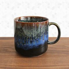 Soup Mug $28 ~ would love to have 10 of these in my future rustic kitchen duh