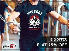 A Treat to you from Craztag.Time to gear up for some action with all new Gym wear collection.Head to craztag.com and get flat 25% off. Use Coupon Code : GRAB25 Free Shipping in USA Hurry! Limited #Offer only.