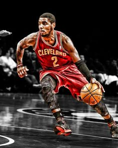 Kyrie Irving, one of my basketball inspirations.