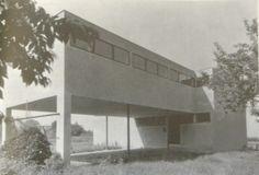 Haus Schaeffer by Hans Schmidt. 1927-29