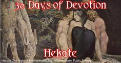 30 Days of Hekate: 13 – Modern Cultural Issues