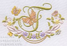 Estival font. Exclusive - Cute Alphabets - Embroidery Fonts