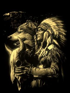 Native American by zoundsheeler on DeviantArt