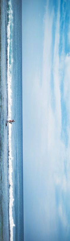 the ocean: Thewateriswait Lspace, The Ocean, Sea Side, Blue Skies, Ocean Deep, Seaside, Maybe Someday, Beaches Panorama, Summer Time