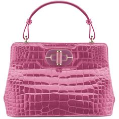 This incredible Bvlgari Isabelle Rossellini Crocodile Bag will be a gorgeous pop of color with Perlae Couture's White Cocktail Dress with Black Lace Belt.  Visit www.perlaecouture.com for this great summer dress!