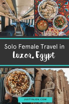 Is Egypt safe for women traveling alone? Let me tell you in this guide to traveling to Luxor, Egypt Egypt Travel, Africa Travel, Tahiti, Solo Travel, Travel Tips, Travel Guides, Solo Trip, Visit Egypt, Luxor Egypt