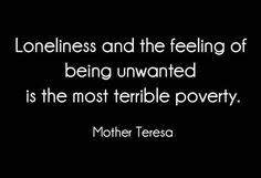 "Broken Hearts Breakup Sad Lonely Depressed Relationships Quotes Love ""Mother Theresa"""