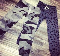 Can not wait for our summer and fall arrivals from Monrow! #monrow #sweatpants #camouflage #leopard #anticipating #amazing #style #fashionforward #summer #fall #thelook