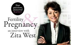 The Baba Blog | Fertility & Pregnancy: An Interview with Zita West