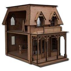 Brimbles Mercantile Dollhouse Review