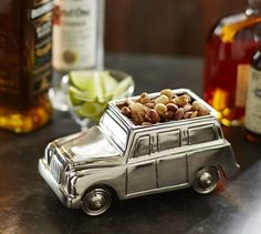 London Taxi Snack Bowl | Pottery Barn