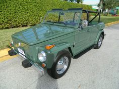1974 VW Thing #vintage #volkswagens #baroquenoise