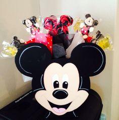 Centros de Mesa  Mike Mouse
